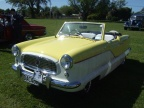 1958 Nash Metropolitan - owners: Dick & Marrianne Marshall