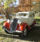 1934 Terraplane Sedan - owners: The Neal Family