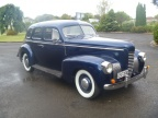 1939 Nash 400 - Owners: Goff & Judy Briant