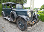 1929 Nash Special Six Sedan - Owners: Kevin & Carol Casey