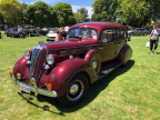 1936 Hudson Deluxe 8 66 Saloon - Owners: Phil & Ruby Boyd